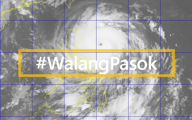 #WalangPasok: Class suspensions for Thursday, October 20,