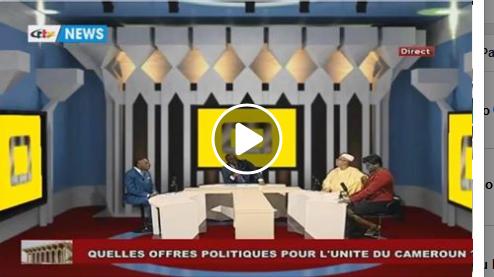 Vidéo: Garga Haman Adji candidat à la présidentielle chasse sauvagement une journaliste en direct