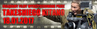 takeshi kitano wyzwanie filmowe