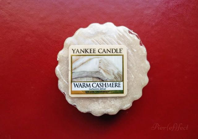 yankee candle warm cashmere opinioni