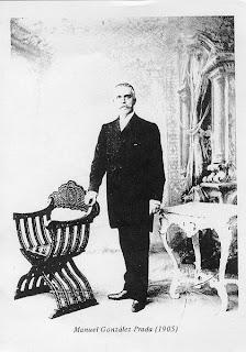 Manuel González Prada  (1905)