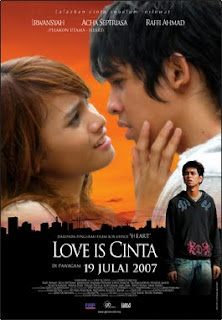 Download Film Love Is Cinta (2007) DVDRip Full Movie