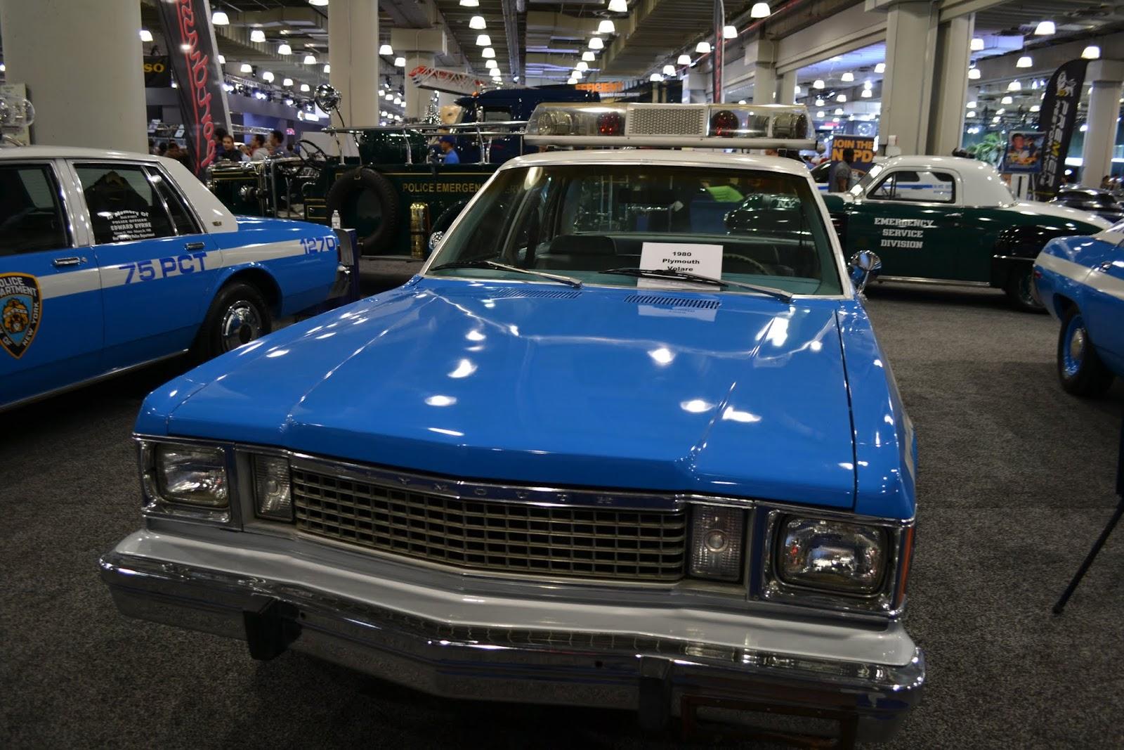 Plymouth Volare 1, 1980 года. Ежегодное автошоу в Нью-Йорке - 2015 (New York International Auto Show - 2015)