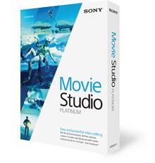 Sony Movie Studio Platinum Full 13.0 Build 954/955 (x86/x64)