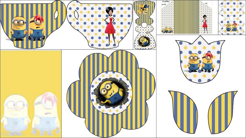 56 Dibujos De Minions Para Descargar Gratis Imprimir Y: Película De Los Minions: Invitaciones Para Imprimir Gratis