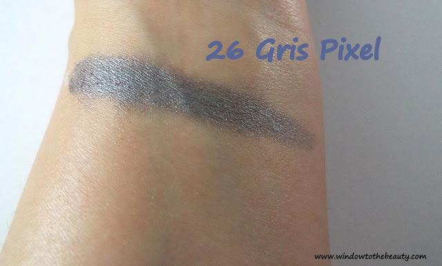 26 Gris Pixel