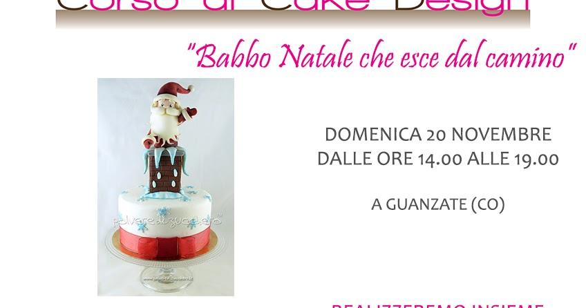 Corsi di cake design Natalizi: torta decorata, cupcakes e biscotti