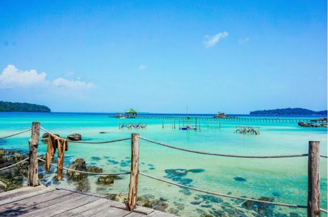 Khám phá 6 hòn đảo đẹp như thiên đường ở Campuchia