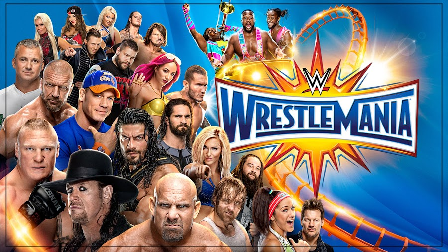 "The 33rd Annual WWE WrestleMania will be held on 2nd April, 2017 at Camping World Stadium in Orlando, Florida, United States of America, WWE WrestleMania 2017 - TEN1, TEN HD, TEN 2, Ten Sports Repeat Telecast Schedule, official theme song of  WrestleMania 2017 is ""Greenlight"" by Pitbull featuring Flo Rida and LunchMoney Lewis & ""Like a Champion"" by Danger Twins. WWE ""WrestleMania 33 (2017)"" India - Date, Time, LIVE Telecast on Ten Sports [Full Schedule for Indian Subcontinent]"