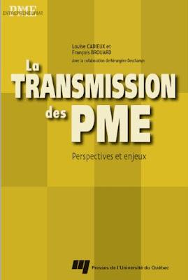 Télécharger Livre Gratuit La transmission des PME pdf