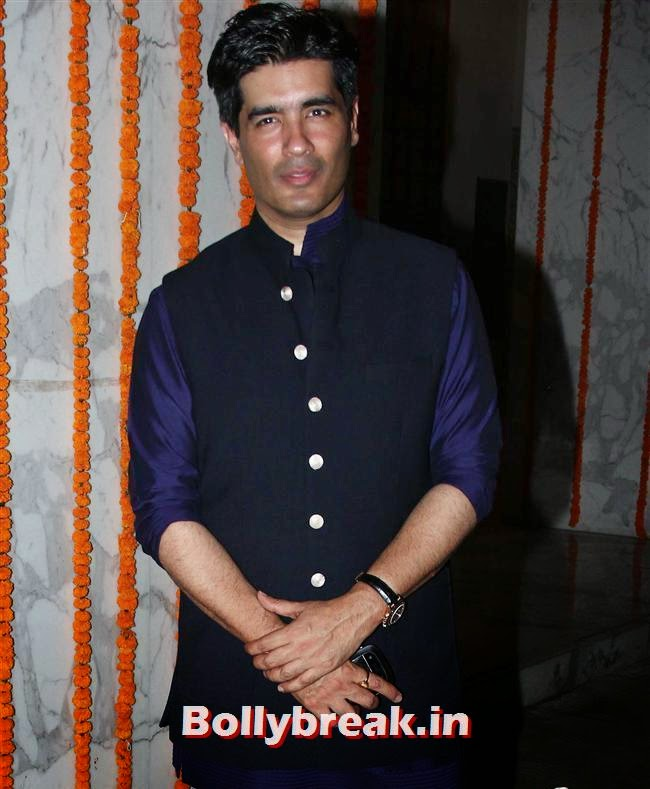 Manish Malhotra, Bollywood Celebs at Kangana Ranaut Birthday Bash Pics