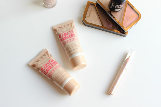 New Rimmel Beauty Products Spring 2016