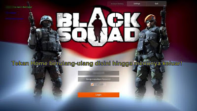 Indonesia Blacksquad game