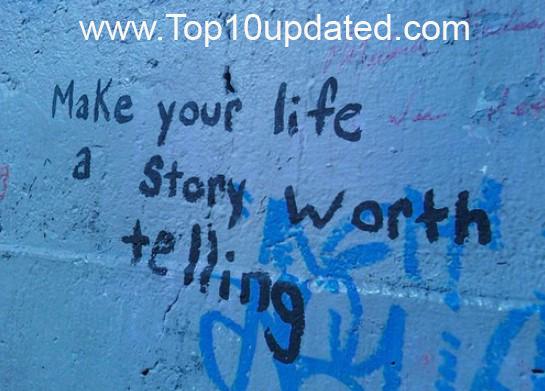 Top Ten Life Inspiring Quotes Saying Ten Life Quotes Pics