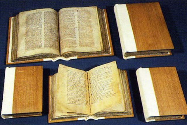 Historian tells new story about England's venerated 'Domesday book'