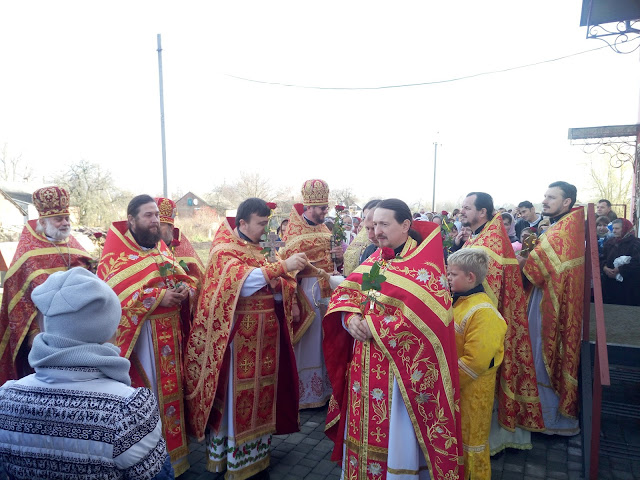 Прот. Іван Горун та інші достойні батюшки