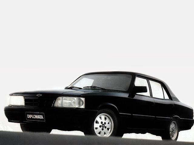 Chevrolet Opala Diplomata 1992