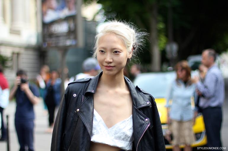 Image result for Soo Joo Park blonde