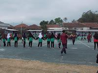 kemeriahan perayaan HUT RI 74 in MTs Cijangkar