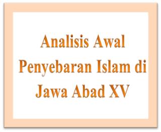 awal penyebaran Islam