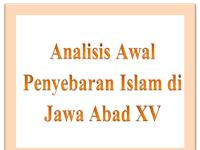 Analisis Awal Penyebaran Islam di Jawa; Perdagangan, Ekonomi, dan Di  Kehidupan Masyarakat Masa Kerajaan Majapahit pada abad XV