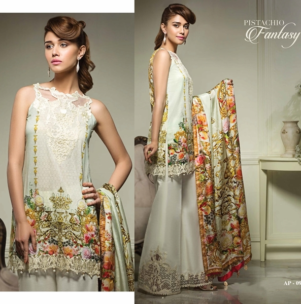 ANAYA Luxury Lawn Eid Collection 2017