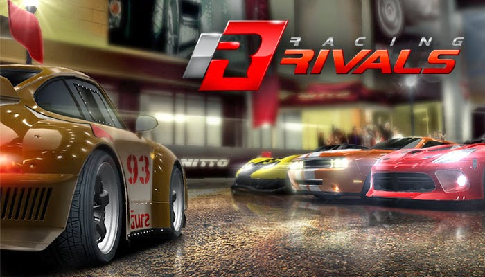Racing Rivals Android Apk [Mod Money] Free Download