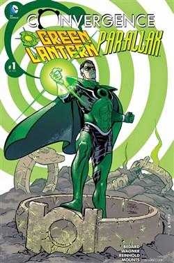 Convergence: Green Lantern – Parallax – Truyện tranh