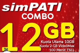 Telkomsel selalu memberikan penawaran terbaik untuk konsumen yang sudah menggunakan opera Paket Internet Telkomsel Best Deal Combo 12Gb Promo Paket data Tsel