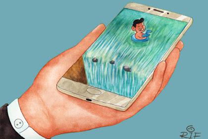 Mengawal tumbuh kembang anak di era digital