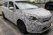 Honda Jazz 2019 Spyshot, Not Fierce Again