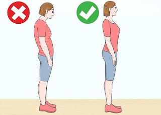 Postur tubuh mempengaruhi pertumbuhan tinggi badan