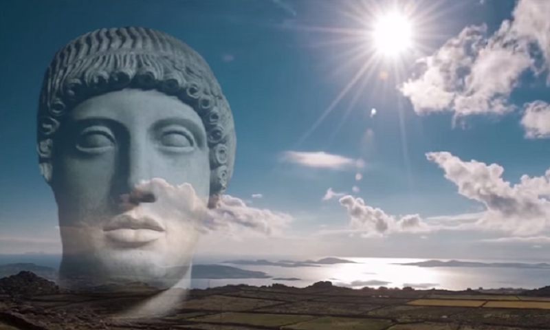 """Gods, Myths, Heroes"": The new Greek tourism campaign video"