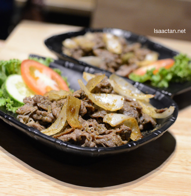 BBQ Lamb with Onion – RM34.50