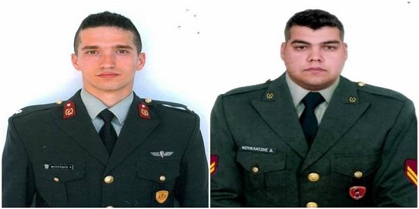 «Δεν πρόκειται να αφεθούν ελεύθεροι οι 2 Έλληνες Στρατιωτικοί αιχμάλωτοι» - Δήλωση καταδίκης από το ΥΠΕΘΑ