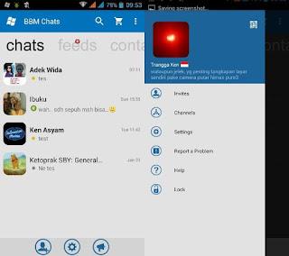 BBM Mod WP Standart v2.13.1.14 Apk