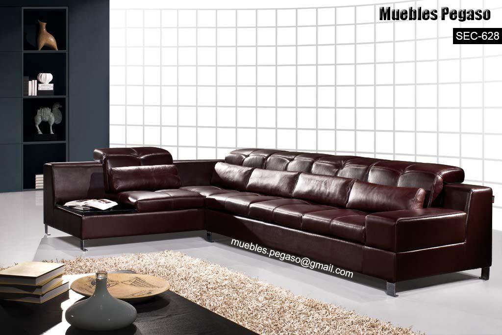 Bonito Muebles Tapizados De Cuero Bosquejo - Muebles Para Ideas de ...