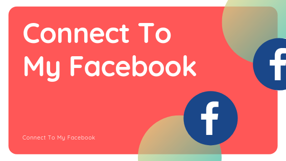 Connect To My Facebook