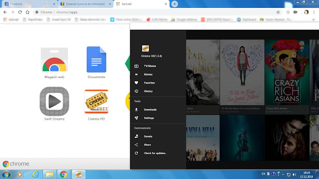 Cum sa rulezi aplicatii Android in Chrome-Browser