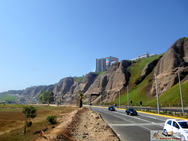 Costa Verde en San Isidro Lima