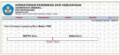 Cara Cek SK Inpassing Guru Non PNS Kemendibud Terbaru 2017