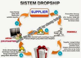 Dropship pilihan perniagaan generasi Y