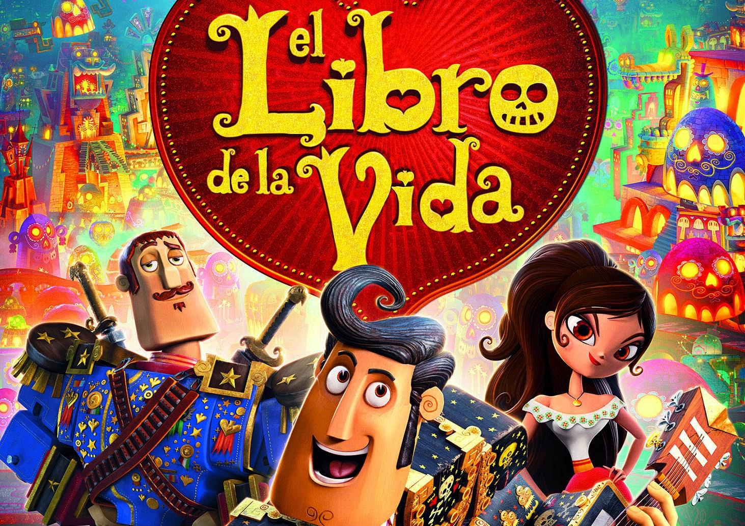 Creditos El Libro De La Vida - creditoliamur