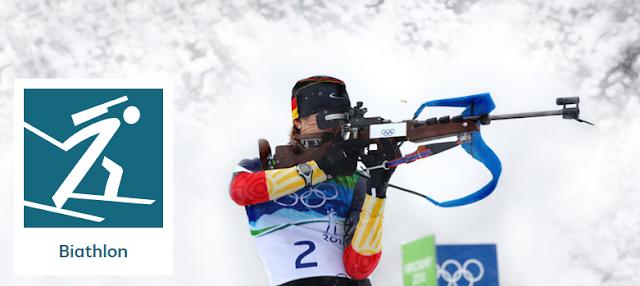 Juegos Olímpicos de Invierno Pyeongchang 2018 - Biatlón