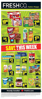 FreshCo Weekly Flyer and Circulaire August 16 - 22, 2018