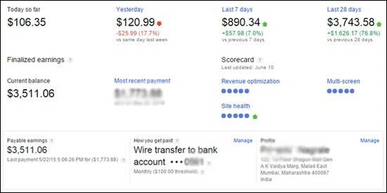 Image result for How to make $20,637 per month with Adsense