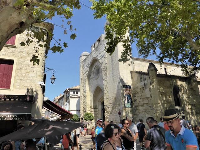 Aigues Mortes, Iglesia Notre-Dame des Sablons