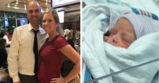 Μαμά φέρνει στον κόσμο μια κορούλα μετά από 40 ώρες δύσκολη γέννα, ύστερα η γιατρός ανακαλύπτει μια δεύτερη έκπληξη