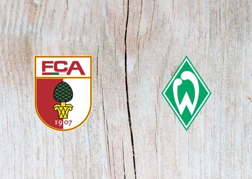 Augsburg vs Werder Bremen - Highlights 22 September 2018