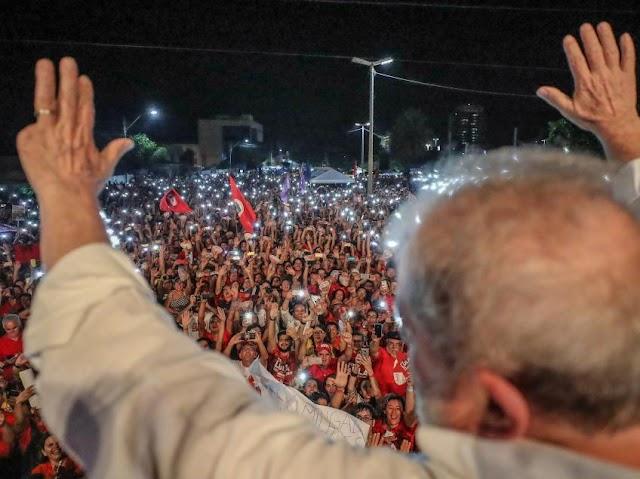 José Guimarães divulga vídeo sobre a visita de Lula ao Ceará